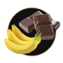 Amazon shake - Chocolate + banana